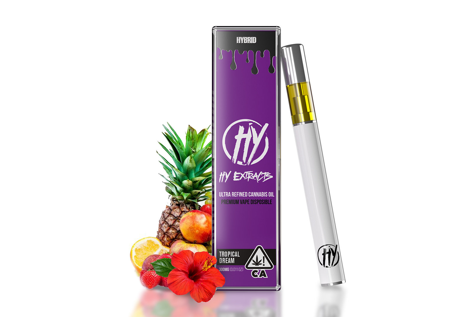 HY EXTRACTS | PREMIUM CANNABIS VAPE PEN – HY Potency Cannabis Oil